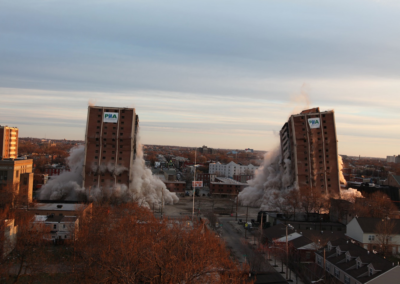 Blumberg Implosion