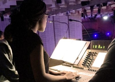 Upper Darby Performing Arts Center Audio Upgrade