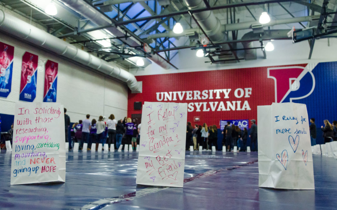 Clear Sound supports the American Cancer Society's Relay for Life at Penn