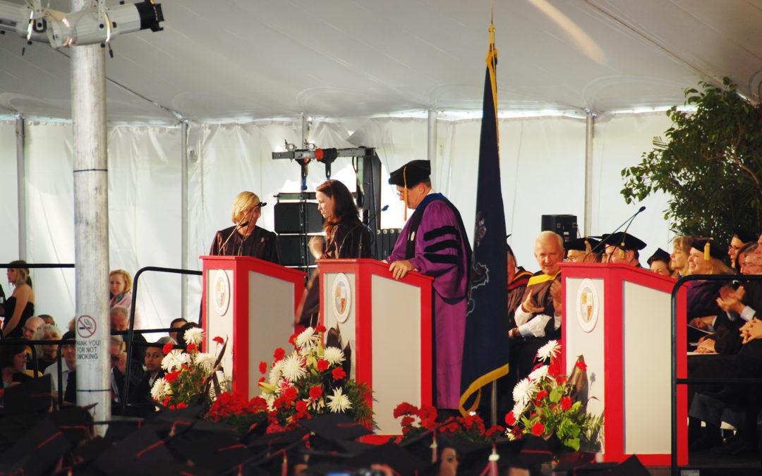 St. Joseph's University Commencement