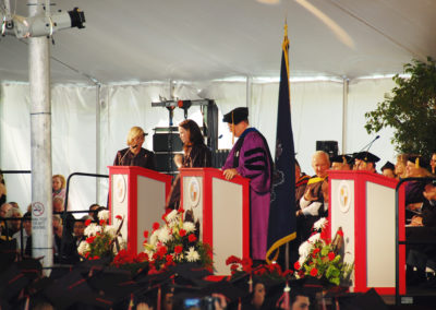 St. Joseph's University Commencement
