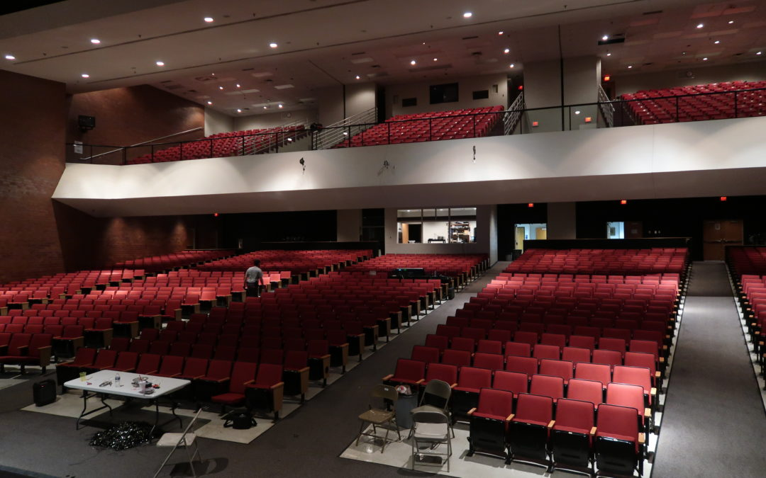 Hatboro-Horsham High School Auditorium