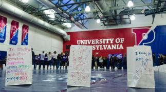 American Cancer Society's Relay for Life at Penn