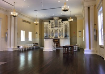Princeton Theological Seminary upgrade