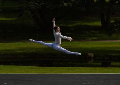 Ballet Under an Open Sky